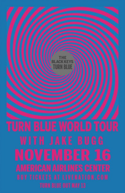 "Black Keys ""Turn Blue Tour"""