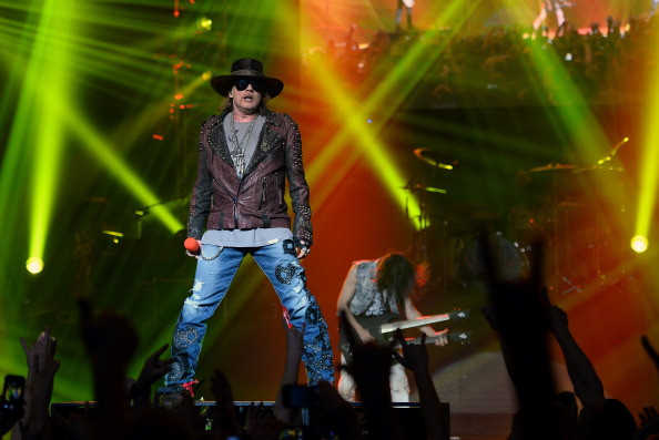 Guns N Roses in Vegas