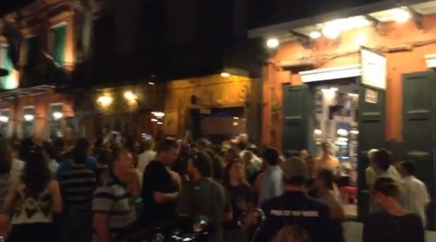 Foo Fighters at Preservation Hall - NOLA