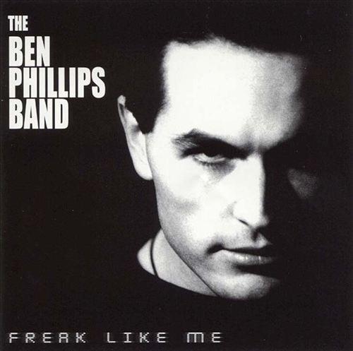 Ben Phillips Band - Freak Like Me