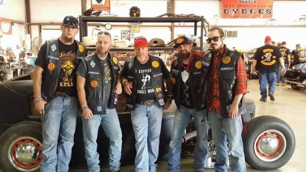 Gray Ghost Motorcycle Club