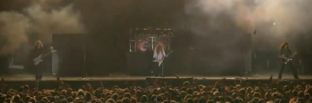 Megadeth at Bloodstock