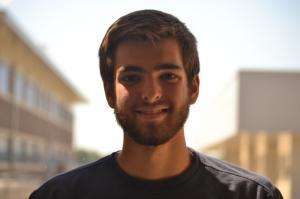 National Merit Semifinalist 2016-17 Noah Booker