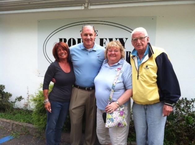 Craig Potter & Linda Gillick with Bob & Marianne