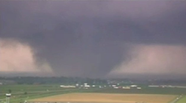 Moore, OK, Tornado