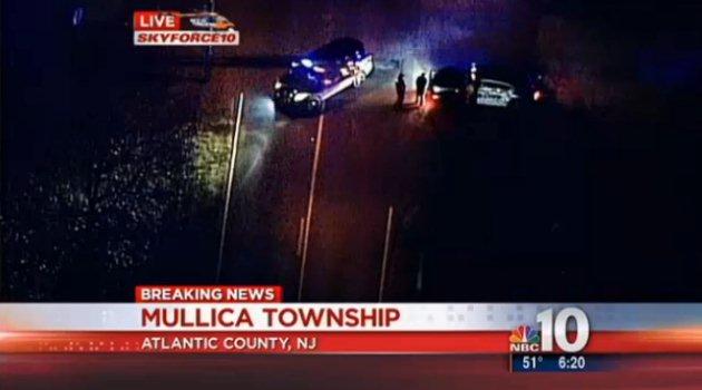 Mullica Twp Shot Fired