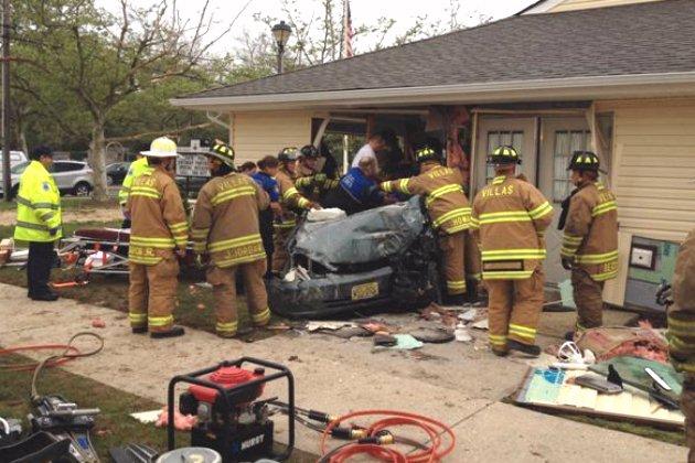 Lower Township Crash
