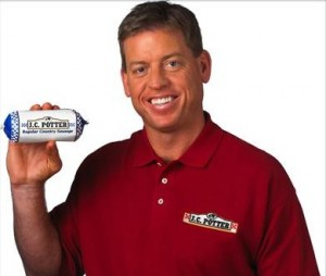 Troy Aikman ALLEGEDLY Loves His Sausage Photo Courtesy of www.terezowens.com