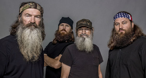 Duck Dynasty Stars Coming to Victoria.