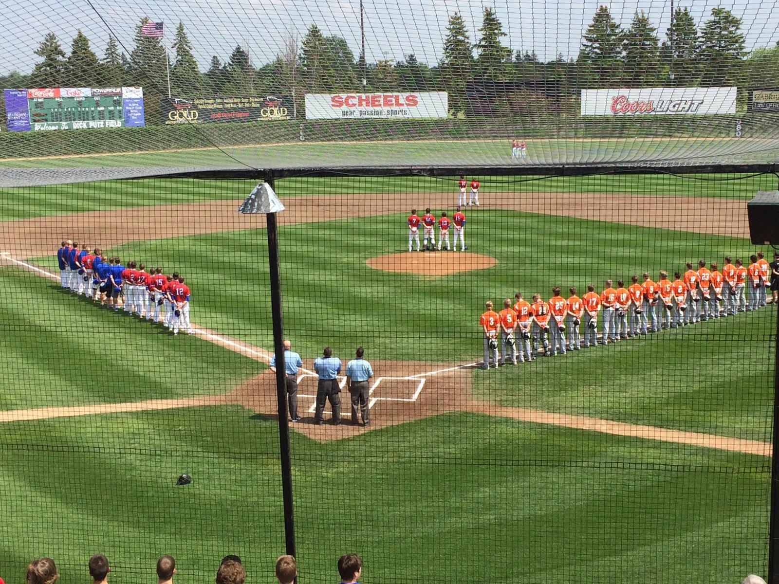 The 2015 season for the St. Cloud Apollo Eagles baseball team came to ...