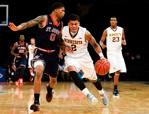 Gopher Men's Basketball Has a Pair of Injuries