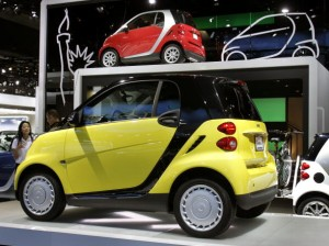 No More Cow Tipping Gate Opens To Smart Car Tipping
