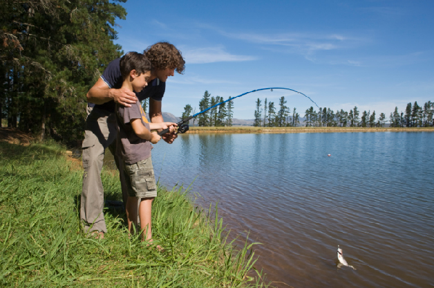 Best summer camps near tuscaloosa for Fishing summer camp