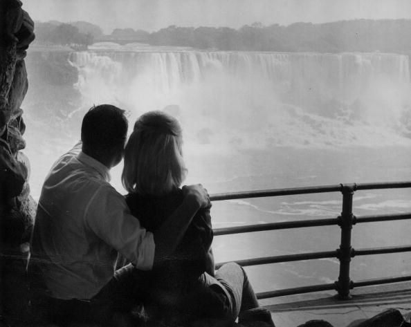 Watching The Falls