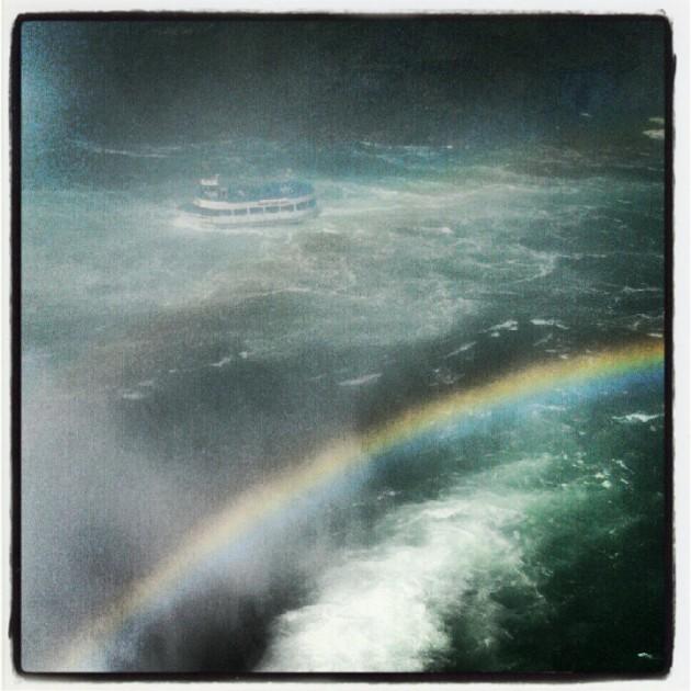 Niagara Falls Nik Wallenda