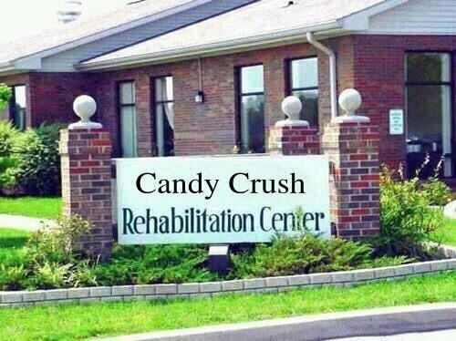 Candy Crush Funny