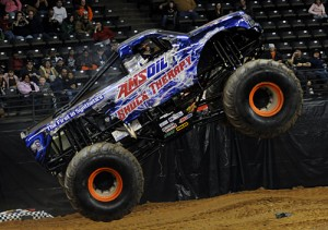 shock therapy monster truck