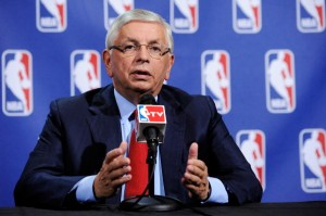 NBA And Player's Association Meet To Continue Negotiating CBA