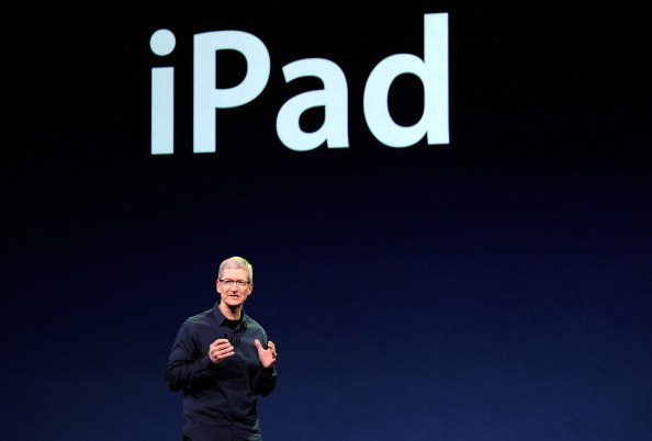 Apple Unveils Updated iPad In San Francisco