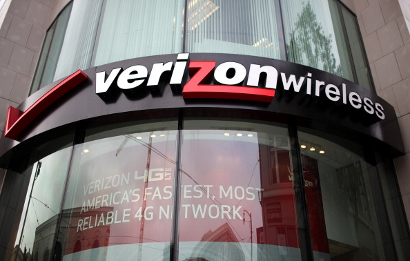 Verizon Posts Quarterly Loss Of Just Over 2 Billion