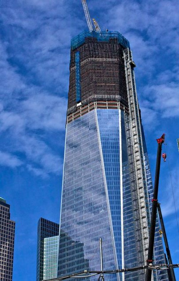 The Freedom Tower is Now New York's Tallest Building ...