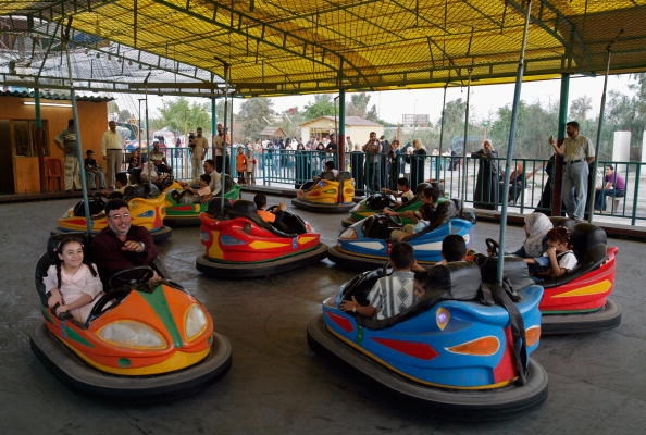 """Are All Bumper Cars """"One Way"""" Now???"""