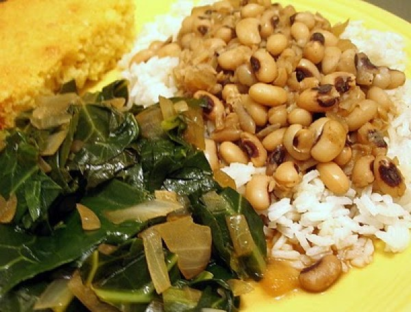 Do you have any tasty new year s traditions for African american cuisine