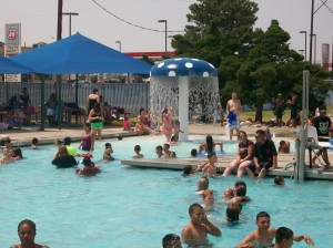 Best places to go swimming in amarillo mcwilley s top 5 for Amarillo parks and recreation swimming pools