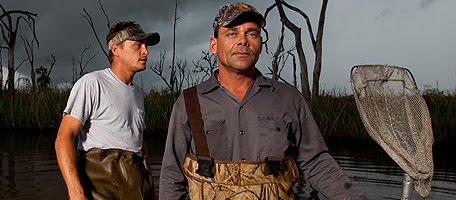 Swamp People Tommy and joe
