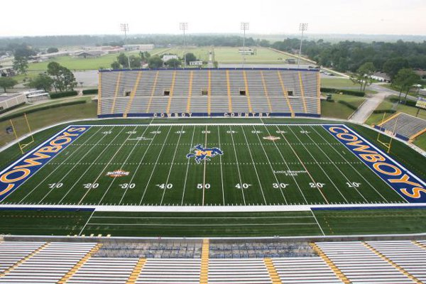 McNeese Football Stadium