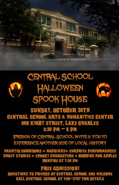 Central School Halloween
