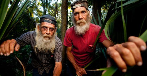 Glenn & Mitchell Guist Swamp People