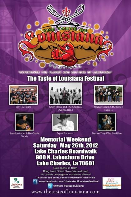 Taste Of Louisiana Festival