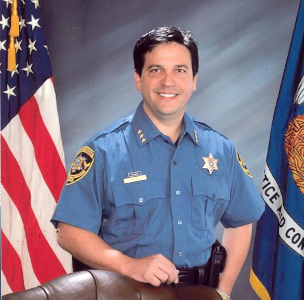 Sheriff Tony Mancuso