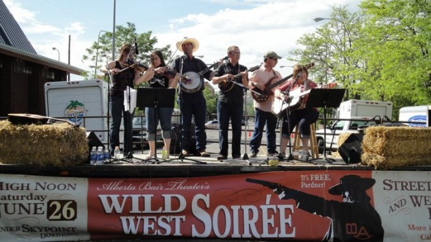 Wild West Soiree