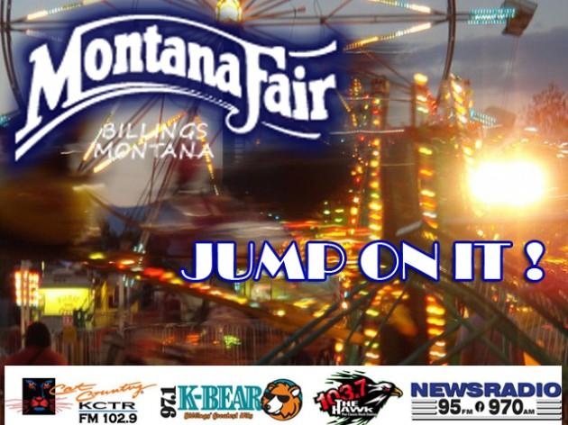 Montana Fair - Jump On It