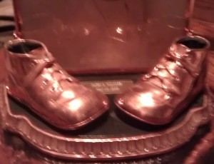 Bronze Your Baby's First Shoes, Does Anyone Do This Anymore
