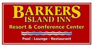 Image result for barkers island inn logo