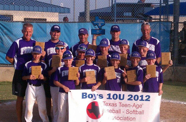 PGYA Horned Frogs - State Champs