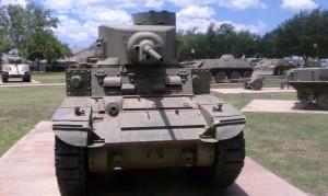 M3 Stewart Tank - Fort Hood, TX