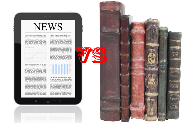 Kindle Vs Sony Reader: Check Out The Pros And Cons List Of E-Books Vs Print Books