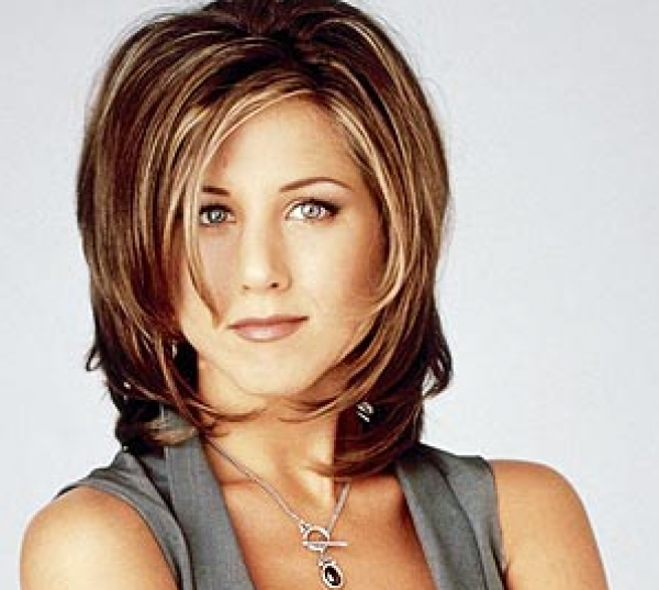 Neck Length Bob Haircut – Jennifer Aniston's Hairstyles