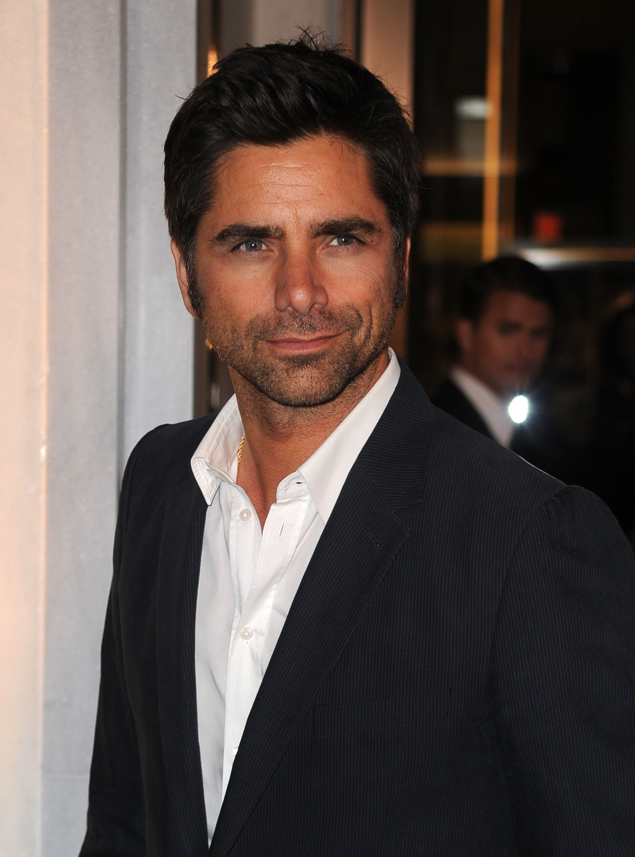 Charlie Sheen Stamos John Stamos to Replace Charlie