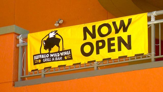 Buffalo Wild Wings Coming To Downtown Grand Rapids