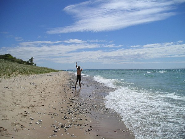 Sleeping bear dunes makes top 10 most beautiful places in Top 10 most beautiful places in america
