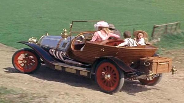 Chitty Chitty Bang Bang Car Bought For 742 000