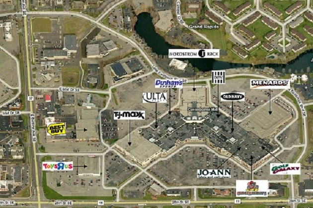 Grand Traverse Mall Shoe Stores