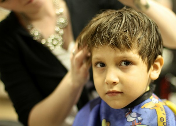 JCPenney Offers Free Haircuts for Kids in August