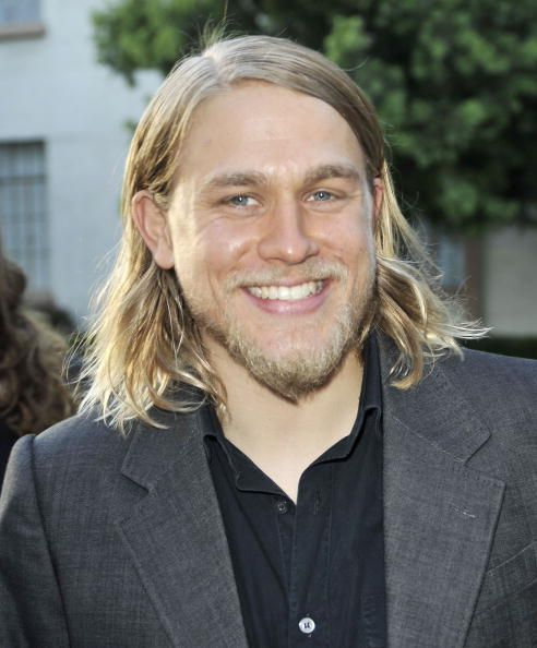 Charlie Hunnam Sons Of Anarchy Season 2