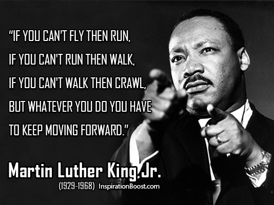 Martin Luther King Quotes Tumblr: 5 Quotes From The Rev. Martin Luther King Jr. That Will